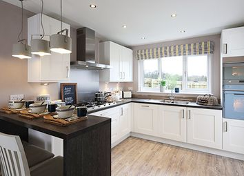 "Thumbnail 4 bed detached house for sale in ""Hollandswood"" at Barnston Mews, Farndon, Chester"