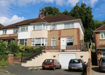Thumbnail 4 bedroom semi-detached house for sale in Westover Road, Downley, High Wycombe