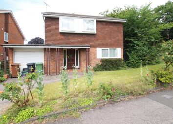 Thumbnail 4 bed detached house for sale in Downs Hill Road, Epsom