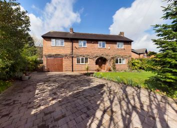 Thumbnail 4 bed detached house for sale in Teesdale Avenue, Davyhulme, Trafford