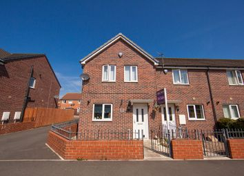3 bed terraced house for sale in Redworth Mews, Ashington NE63