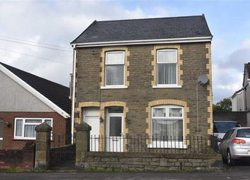 Thumbnail 3 bedroom detached house for sale in Frampton Road, Gorseinon, Swansea