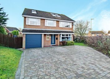 Thumbnail 5 bed detached house for sale in Gracemere Crescent, Basingstoke