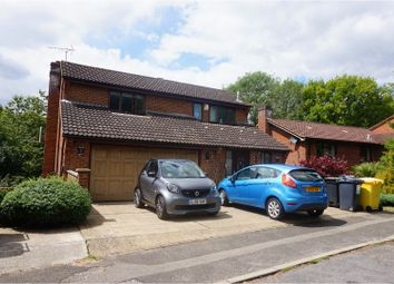 Thumbnail 5 bed detached house for sale in Oakleigh Close, Chatham