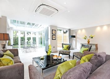 Thumbnail 4 bed property to rent in St Johns Wood Park, London