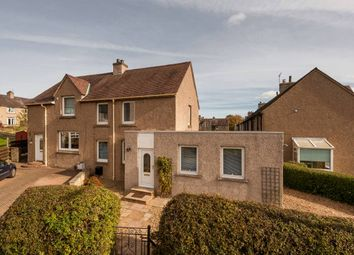 Thumbnail 3 bedroom semi-detached house for sale in 190 Drum Brae Drive, Corstorphine