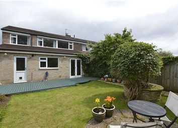 Thumbnail 4 bed semi-detached house for sale in Burrough Way, Winterbourne, Bristol