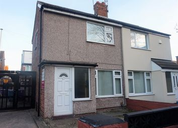 Thumbnail 2 bed semi-detached house for sale in Gordon Street, Liverpool