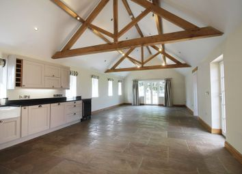 Thumbnail 2 bedroom bungalow to rent in Great Raveley, Huntingdon