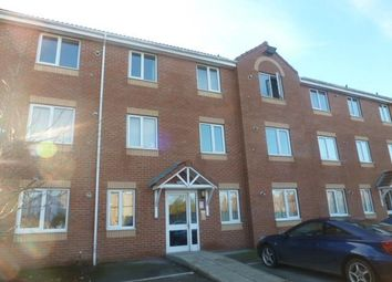 Thumbnail 2 bed flat to rent in Long Trods, Selby