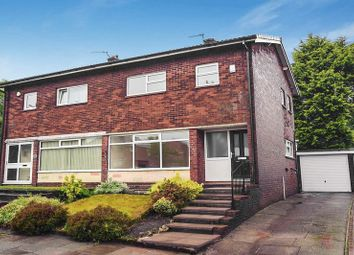 Thumbnail 3 bedroom semi-detached house for sale in Crompton Way, Tonge Fold, Bolton