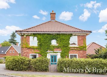 Thumbnail 4 bed detached house for sale in White Street, Martham, Great Yarmouth