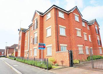 Thumbnail 2 bedroom flat for sale in Millport Road, Wolverhampton