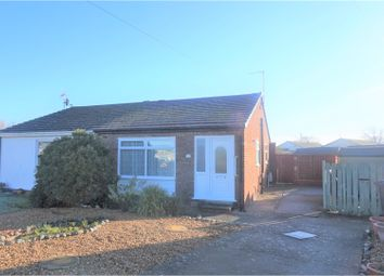 Thumbnail 1 bed semi-detached bungalow for sale in Llys Edward, Abergele