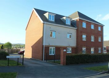 Thumbnail 2 bedroom flat for sale in Galileo Court, Stoke-On-Trent, Staffordshire