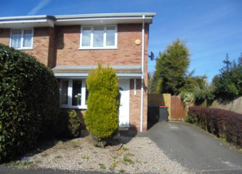 Thumbnail 2 bed semi-detached house for sale in Gittens Drive, Telford