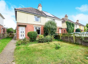 Thumbnail 3 bed semi-detached house for sale in High Green, Swineshead, Boston