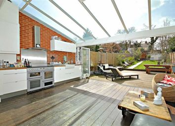 Thumbnail 4 bed terraced house for sale in Haycroft Gardens, Kensal Rise