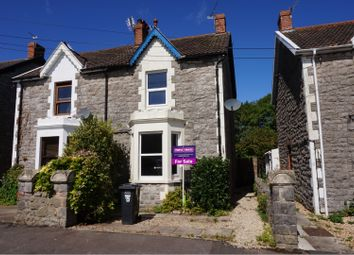 Thumbnail 3 bed semi-detached house for sale in Castle Road, Weston-Super-Mare