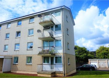 Thumbnail 2 bed flat for sale in Dicks Park, Glasgow