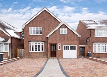 Thumbnail 4 bed detached house to rent in Hanworth Park, Feltham