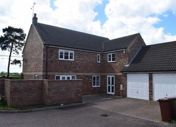 Thumbnail 4 bedroom detached house to rent in Eriswell Road, Lakenheath