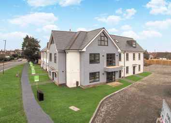 Thumbnail 3 bed flat for sale in Oakfield Road, East Wittering, Chichester