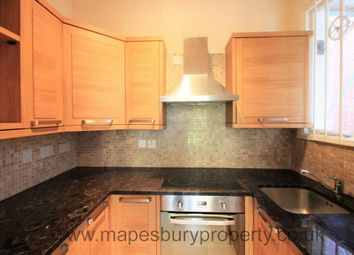 Thumbnail 3 bed flat to rent in Mora Road, London