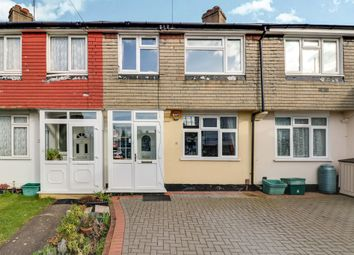 Thumbnail 2 bed terraced house for sale in Meadway, Tolworth, Surbiton