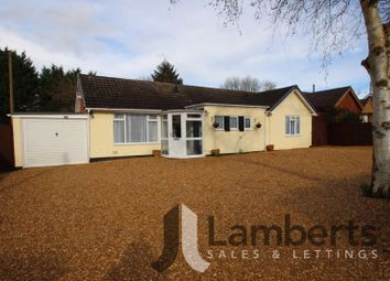 Thumbnail 3 bed detached bungalow for sale in Greenwood, Haye Lane, Studley