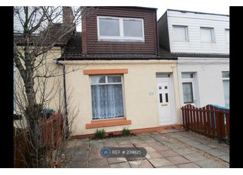 Thumbnail 3 bed terraced house to rent in Biggar Road, Motherwell
