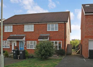 Thumbnail 2 bed end terrace house for sale in Lapwing Drive, Kingsnorth, Ashford, Kent