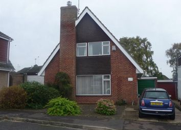 Thumbnail 3 bed property to rent in Sherwood Avenue, Kingsthorpe, Northampton