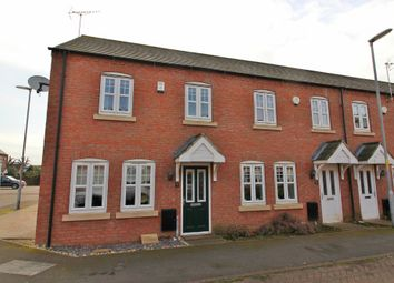 Thumbnail 3 bed end terrace house for sale in Granary Fold, Scotter, Gainsborough