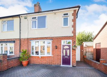 Thumbnail 2 bed semi-detached house for sale in Park Avenue, Shepshed, Loughborough