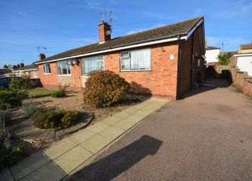 Thumbnail 3 bed semi-detached bungalow for sale in Sunningdale Avenue, Pakefield, Lowestoft