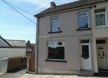 Thumbnail 3 bed end terrace house to rent in Windsor Road, Edwardsville, Treharris