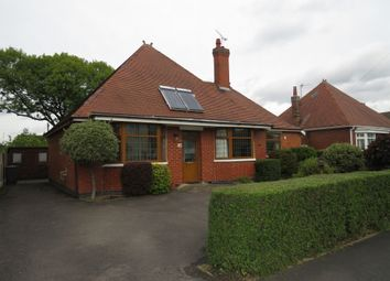 Thumbnail 3 bed detached bungalow for sale in Hill Cross Avenue, Littleover, Derby