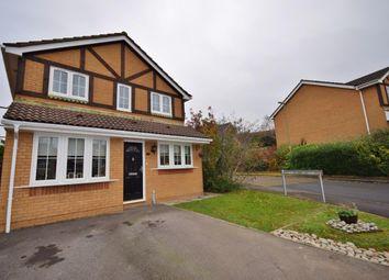 Thumbnail 4 bed detached house for sale in Hatch Warren, Basingstoke