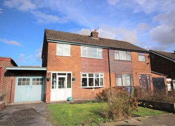 Thumbnail 3 bed semi-detached house for sale in Heather Grove, Hollingworth, Hyde