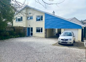 Thumbnail 4 bed detached house for sale in Blowing House Lane, St. Austell