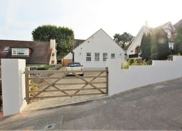 Thumbnail 4 bed detached house for sale in Burnham Drive, Queens Park, Bournemouth