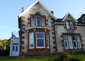 Thumbnail 4 bed maisonette for sale in 2, Crichton Road, Rothesay, Isle Of Bute