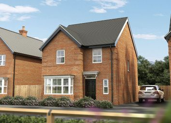 Thumbnail 4 bedroom detached house for sale in Leicester Road, Uppingham, Oakham