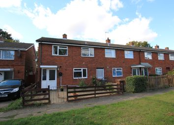 Thumbnail 3 bed terraced house to rent in Fawcett Road, Stevenage, Hertfordshire