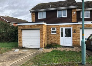 Thumbnail 3 bed end terrace house to rent in Castle Hill Drive, Brockworth, Gloucester