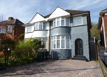 Thumbnail 3 bed semi-detached house for sale in Barnes Hill, Birmingham