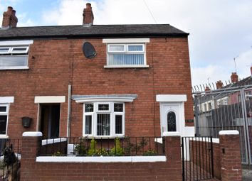 Thumbnail 3 bed end terrace house for sale in Rodney Drive, Belfast