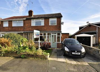 Thumbnail 3 bedroom semi-detached house for sale in Newport Road, Denton, Manchester