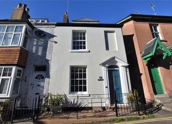 Thumbnail 4 bed end terrace house for sale in Bicton Street, Exmouth, Devon